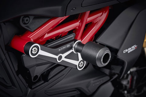 EP Ducati XDiavel Frame Crash Protection 2016+