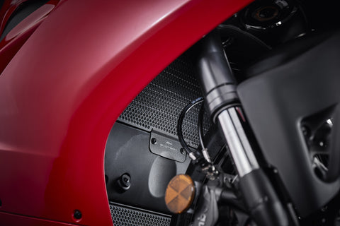 EP Ducati Panigale 1299 Upper Radiator Guard 2015 - 2017