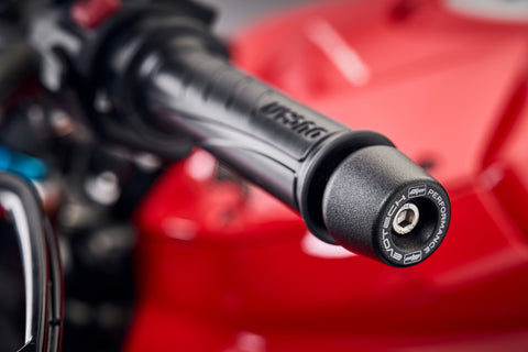 EP Ducati Streetfighter V4 Bar End Weights 2020+