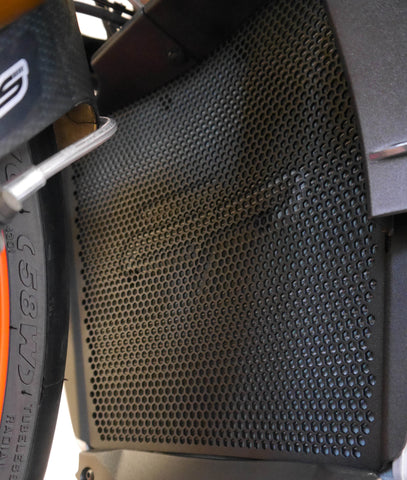 EP Aprilia Tuono V4 1100 Factory Radiator Guard 2015+