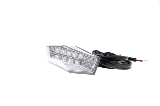 EP Combination Rear Light / Number Plate Light (Clear)