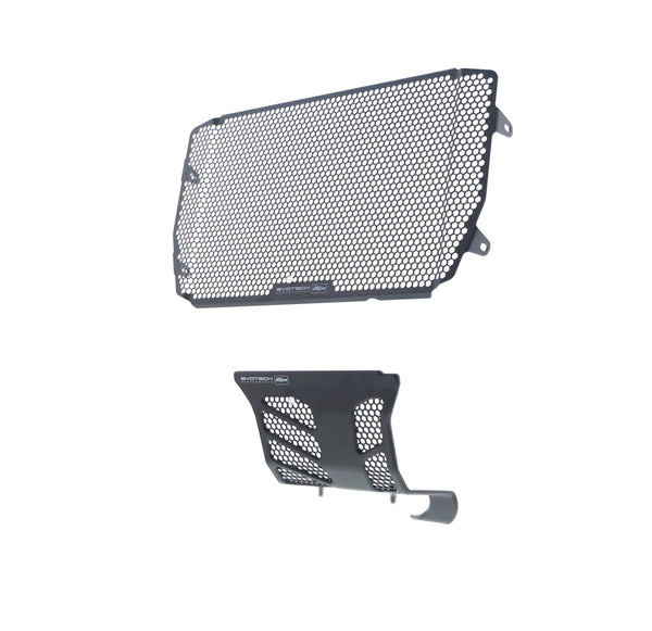 EP Ducati Hypermotard 821 Radiator And Engine Guard Set 2013 - 2015