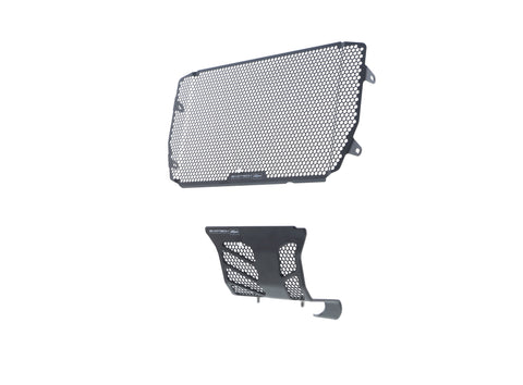 EP Ducati Hyperstrada 821 Radiator And Engine Guard Set 2013 - 2015
