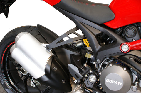 EP Ducati Monster 1100 EVO Exhaust Hanger 2011 - 2015