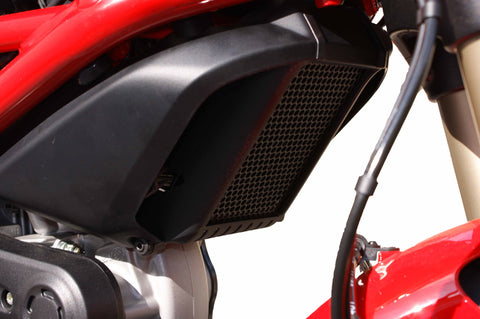 EP Ducati Monster 1100 EVO Oil Cooler Guard 2011 - 2015