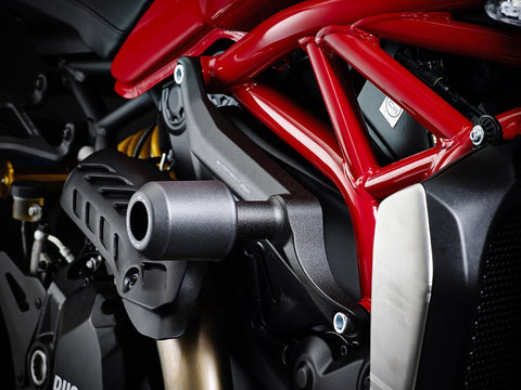 EP Ducati Monster 821 Frame Crash Protection 2018+