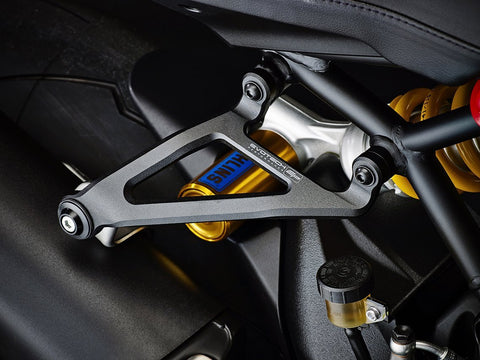 EP Ducati Monster 1200 R Exhaust Hanger Blanking Plate Kit 2016 - 2019