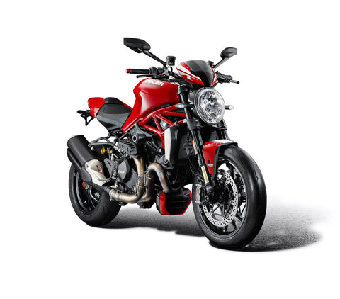 EP Front Spindle Bobbins - Ducati Monster 1200 (2013+)