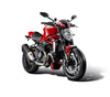 EP Front Spindle Bobbins - Ducati Monster 1200 (2017+)