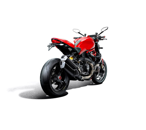 EP Rear Spindle Bobbins - Ducati Monster 1200 S (2014+)