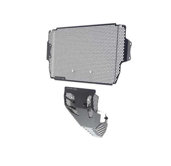 EP Ducati Multistrada 1200 S D air Radiator And Engine Guard Set 2015 - 2017