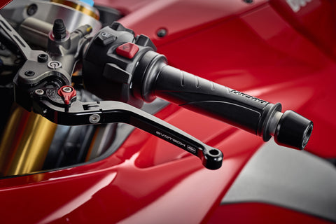 EP Ducati Panigale V4 Folding Clutch and Brake Lever set 2018+