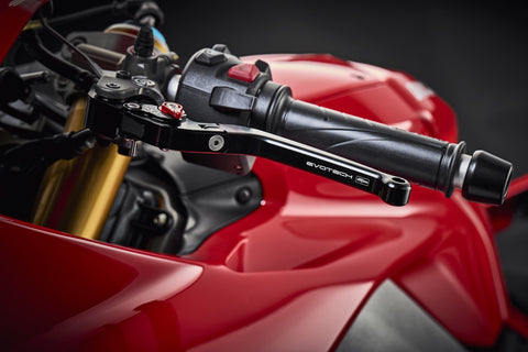EP Ducati Panigale 899 Folding Clutch and Brake Lever set 2013 - 2015