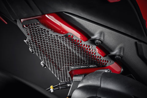 EP Ducati Panigale V4 Speciale Fuel Tank Cover Guard 2018+