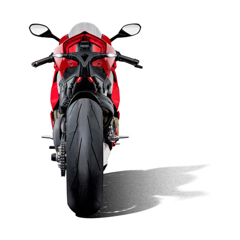 EP Rear Spindle Bobbins - Ducati Panigale V4 (2018+)
