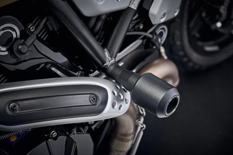 EP Ducati Scrambler 1100 Crash Protection Bobbins 2018+