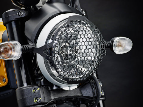 EP Ducati Scrambler Cafe Racer Headlight Guard 2017+