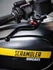 EP Ducati Scrambler Full Throttle Folding Clutch & Brake Lever set 2015 - 2018