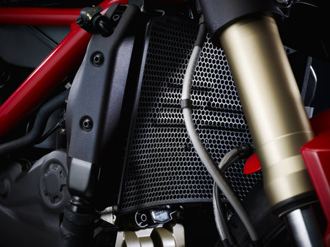 EP Ducati Streetfighter 1098 Upper Radiator Guard 2009 - 2013