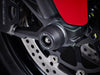 EP Front Spindle Bobbins - Ducati Monster 821 Stripe (2016-2017)