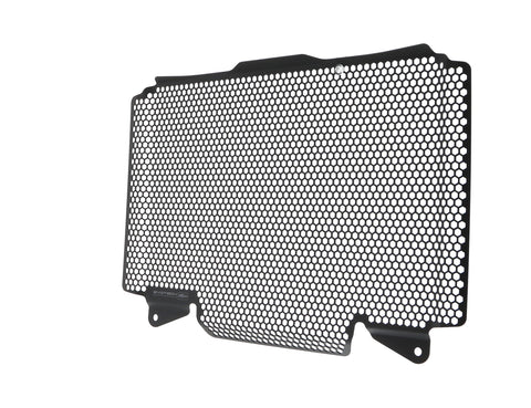 front facing view of EP Radiator Guard Set for Honda CB650F