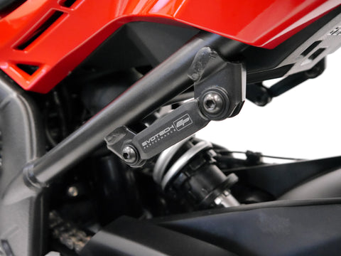 EP Honda CBR650F Footrest Blanking Plate (2014-2020)