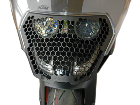 EP KTM RC 390 Head Light Guard 2014+