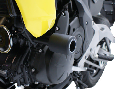 EP Kawasaki Ninja 650N No Drill Crash Protection 2012 - 2016