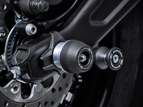 EP Rear Spindle Bobbins - Kawasaki Ninja 650 (2017+)