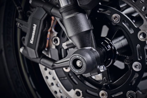 EP Front Spindle Bobbins - Kawasaki Z900RS Cafe Performance (2018+)
