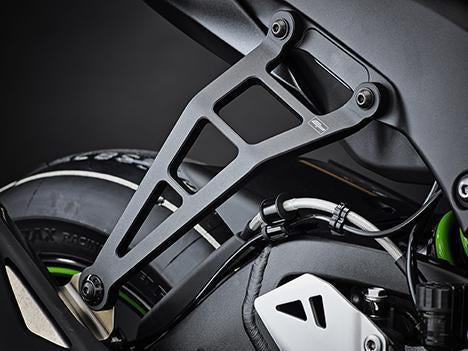 EP Kawasaki ZX-10R Exhaust Hanger/Blanking Plate Kit 2011 - 2015