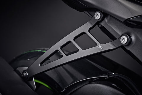 EP Kawasaki ZX6R Exhaust Hanger/Blanking Plate Kit 2009 - 2012