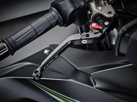 EP Kawasaki ZX-10R Folding Clutch and Brake Lever set (2016-2020)