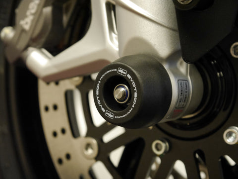 EP Front Spindle Bobbins - MV Agusta Turismo Veloce 800 (2014-2017)