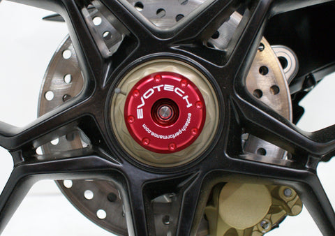 EP Rear Spindle Bobbins - MV Agusta Turismo Veloce 800 RC (2018+)