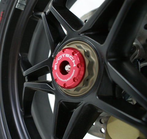 EP Rear Spindle Bobbins - MV Agusta Turismo Veloce 800 Lusso (2018+)