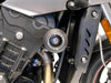 EP Triumph Street Triple Crash Bobbins 2013 - 2016