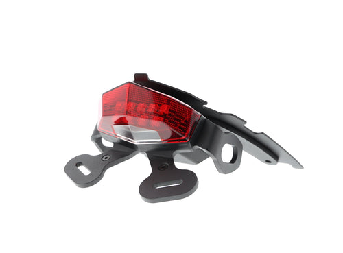 EP Suzuki Gladius 650 Tail Tidy 2009 - 2016 (Red Rear Light)