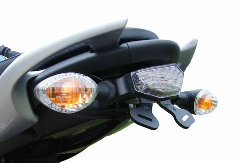 EP Suzuki Gladius 650 Tail Tidy 2009 - 2016 (Clear Rear Light)