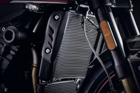 EP Triumph Speed Triple S Radiator Guard 2018+