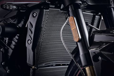 EP Radiator Guard & Oil Cooler Guard Set - Triumph Speed Triple RS (2018+)