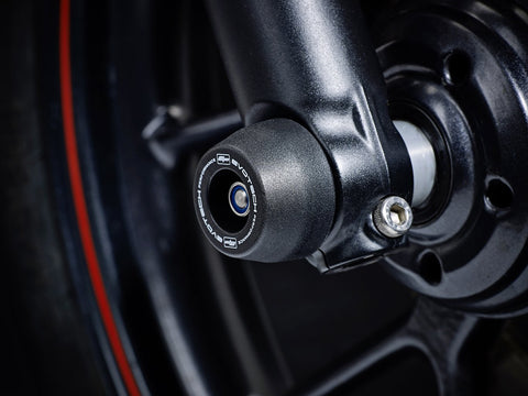 EP Front Spindle Bobbins - Triumph Street Twin (2016+)