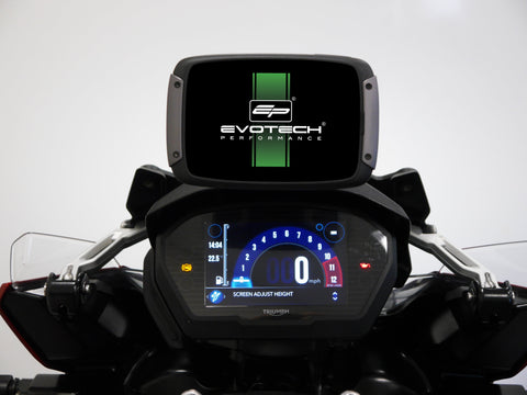 EP TomTom Compatible Sat Nav Mount – Triumph Tiger 1200 XCA (2018+)