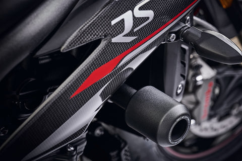 EP Triumph Speed Triple RS Frame Crash Bobbins 2018+