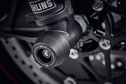 EP Front Spindle Bobbins - Triumph Speed Triple S (2018+)
