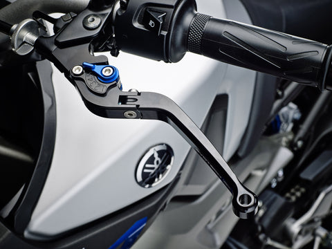 EP Yamaha MT-09 Street Rally Folding Clutch and Brake Lever set 2015 - 2016