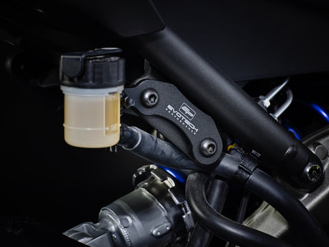 EP Yamaha FZ-09 Pillion Footpeg Removal Kit (2017-2020)