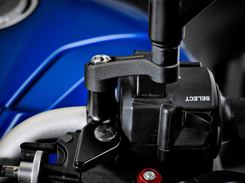 EP Yamaha MT-10 SP Mirror Extension Brackets 2016+