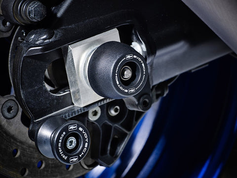 EP Yamaha MT-10 SP Rear Spindle Bobbins 2016+