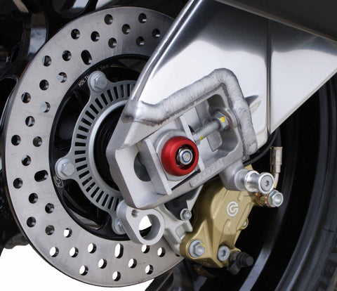 EP Rear Spindle Bobbins - Aprilia RSV4 RR (2015+)